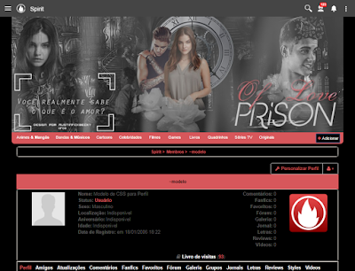 Style: Prison Of Love (mia  carson)