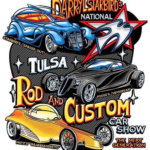 Spritz By Fritz Darryl Starbird Offical Car Show TShirt - Car show t shirts