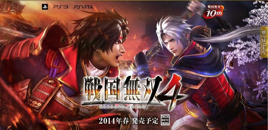 Download Sengoku Musou 4 II Torrent PS3