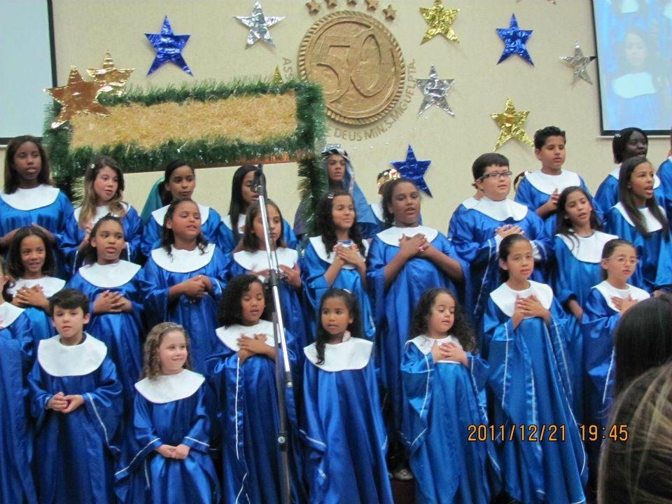 cantata de natal infantil evangelica para