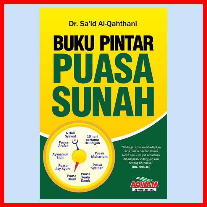 Jual Buku Islam Murah 081574022633 Buku Pintar Puasa Sunnah