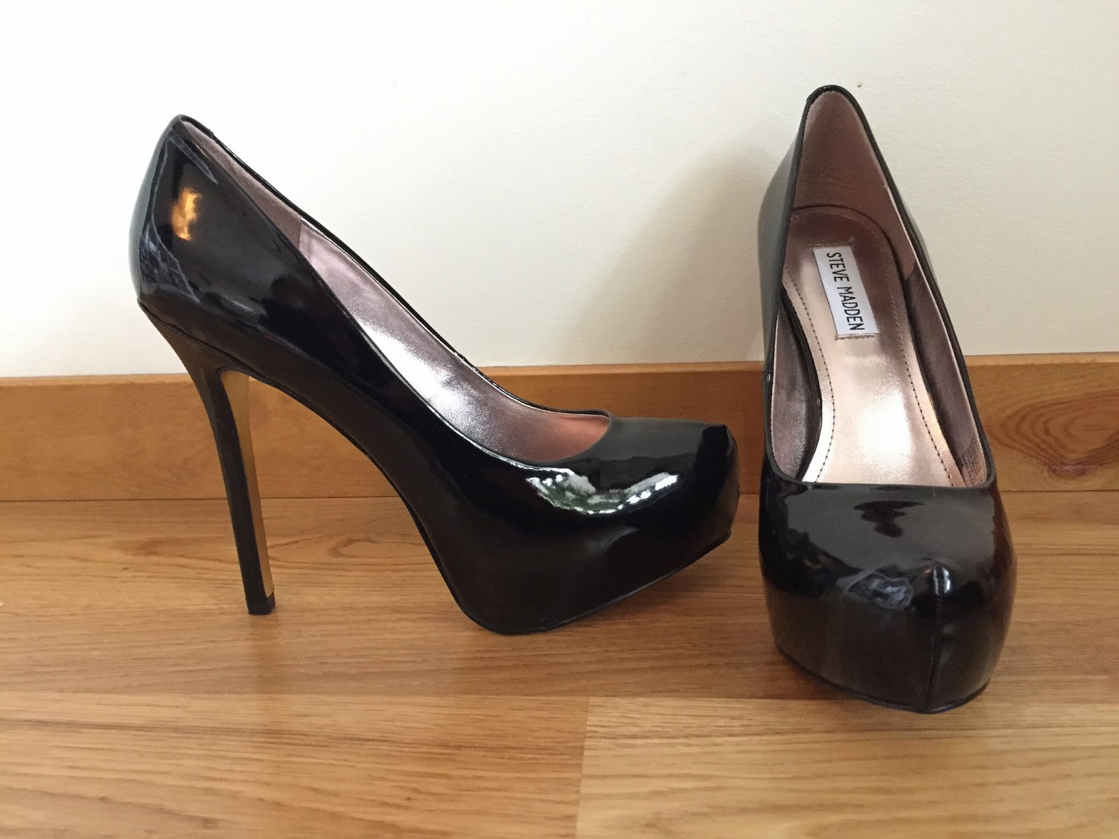 Pumps from Steve Madden, bought at ASOS.com