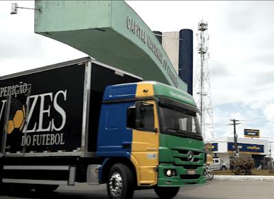 Conheça a história de Itabaiana, a capital nacional do caminhão