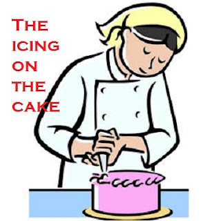 Meaning and sentence of the idiom' The icing on the cake'