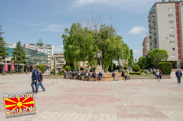 Nova Jugoslavija Square