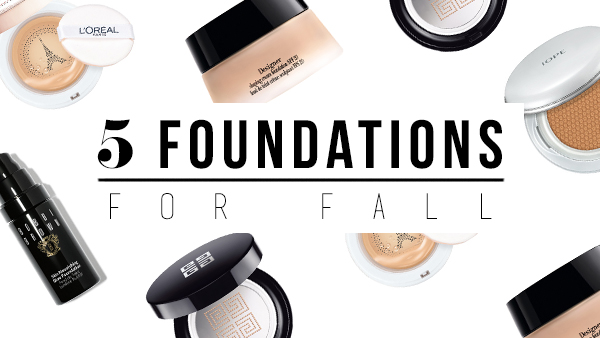 2016 fall autumn foundation