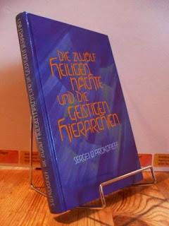 Prokofieff, Sergej O: Die zwölf heiligen Nächte und die geistigen Hierarchien