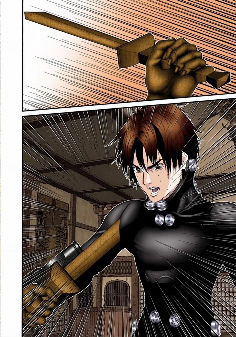 Gantz Chap 78: Khóc trang 13