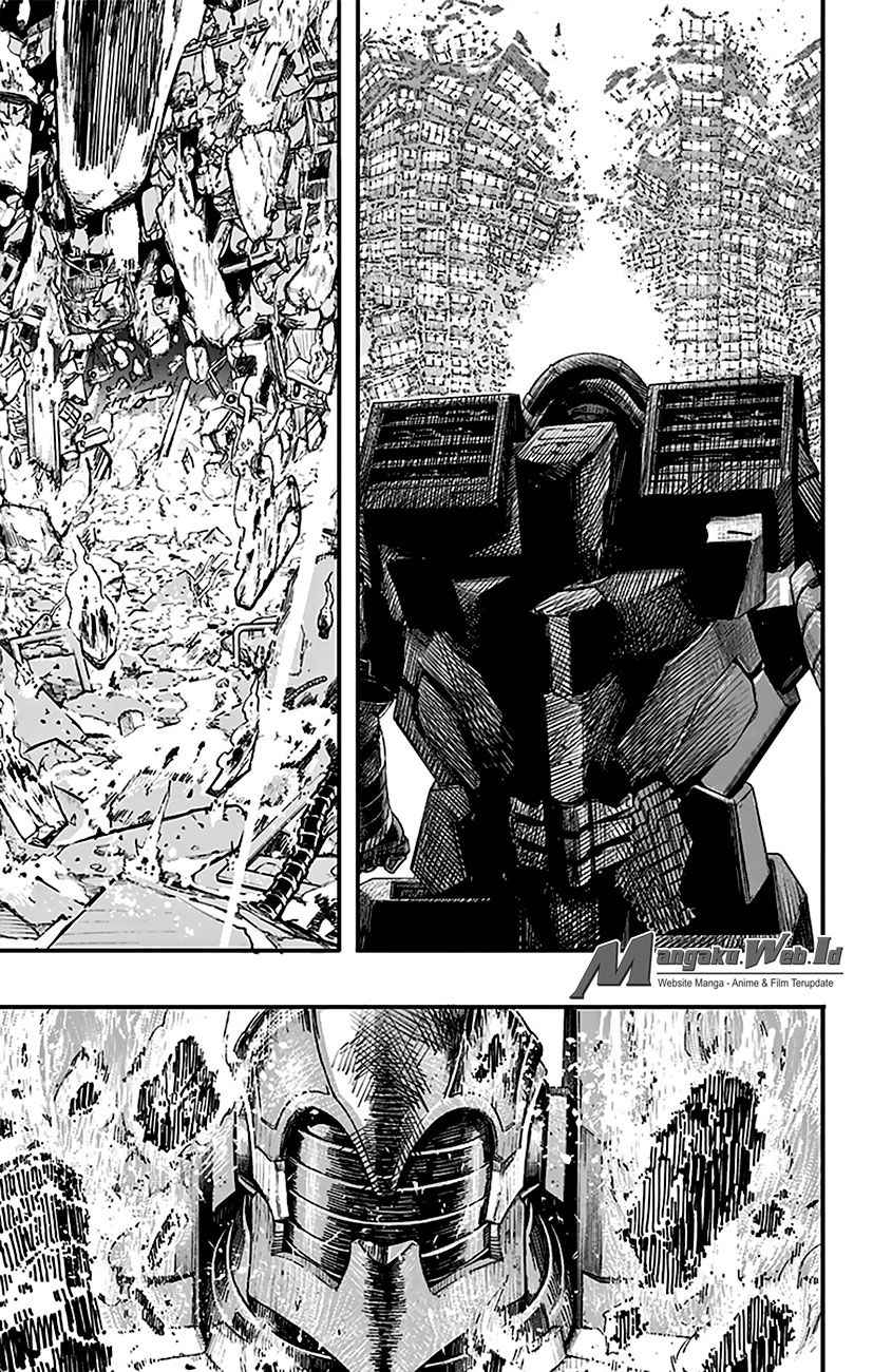 Fire Punch Chapter 22-18
