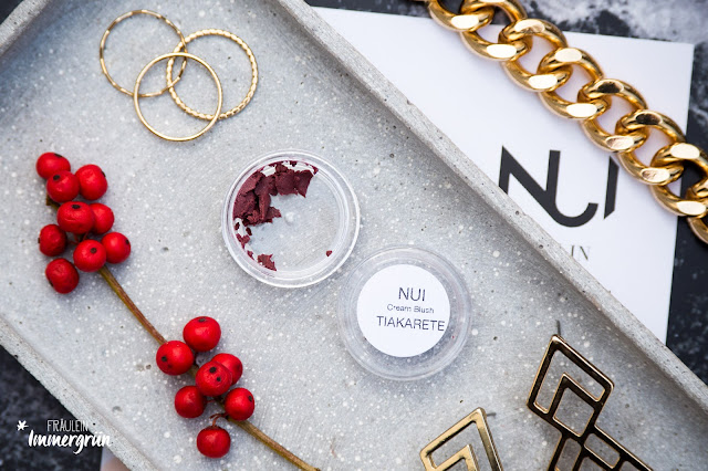 Nui Cosmetics Cream Blush Tiakarete