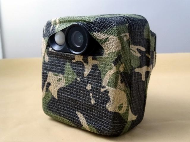 縮時彈力迷彩膠布(彈力伸縮、自黏性、不殘膠、可重複使用)