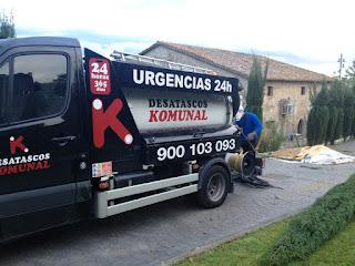 Cubas: servicios urgentes 24 horas