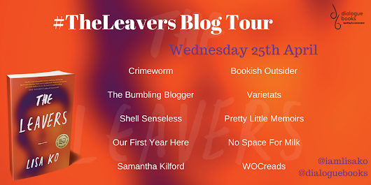 "Blog Tour: ""The Leavers"" by Lisa Ko 