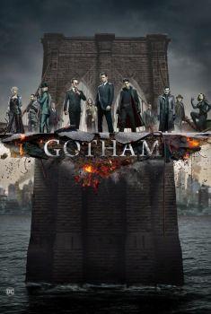 Gotham 5ª Temporada Torrent - WEB-DL 720p/1080p Legendado