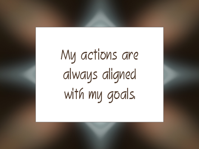 CATEGORY affirmation