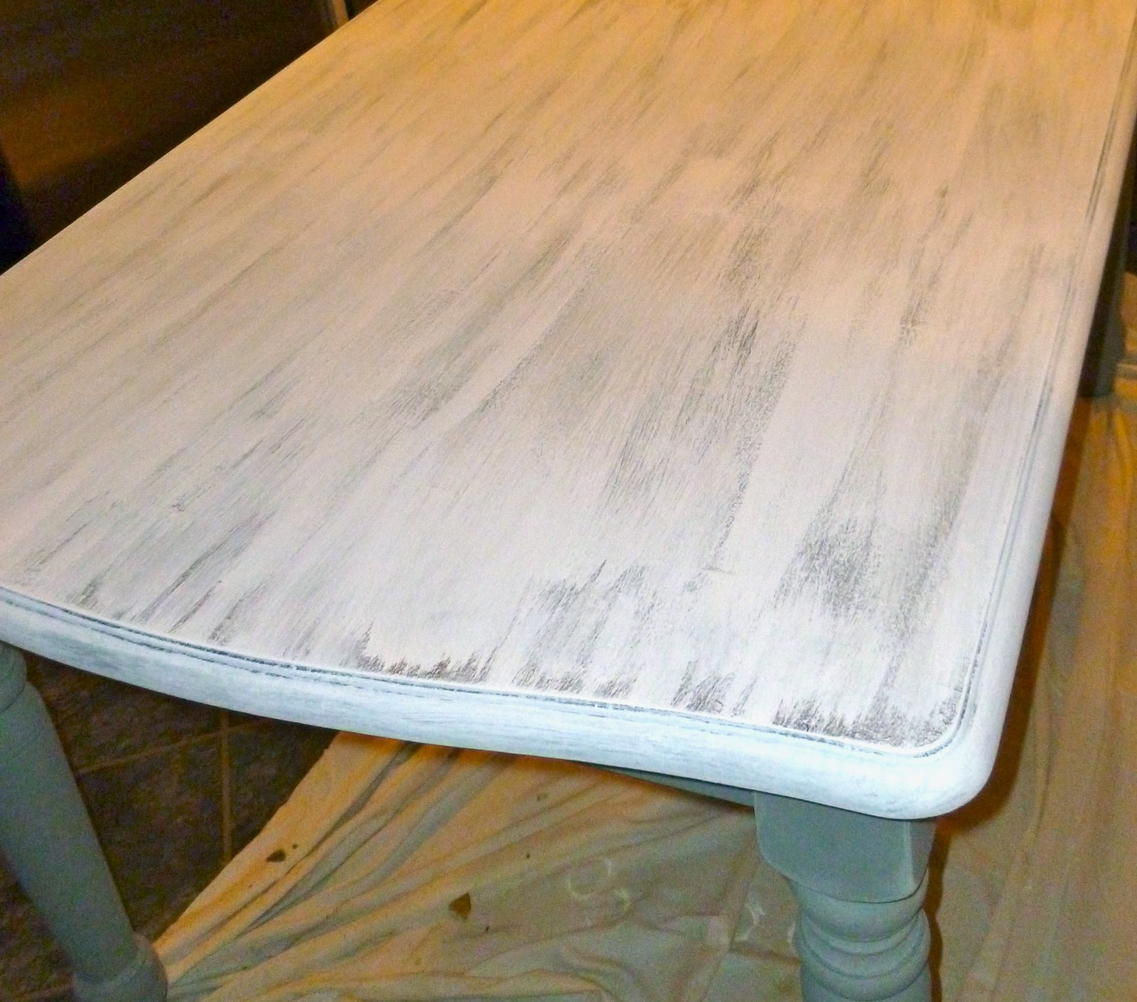 White Wash Wood Stain: Well, After Some Encouragement From Scott I Decided To Dry
