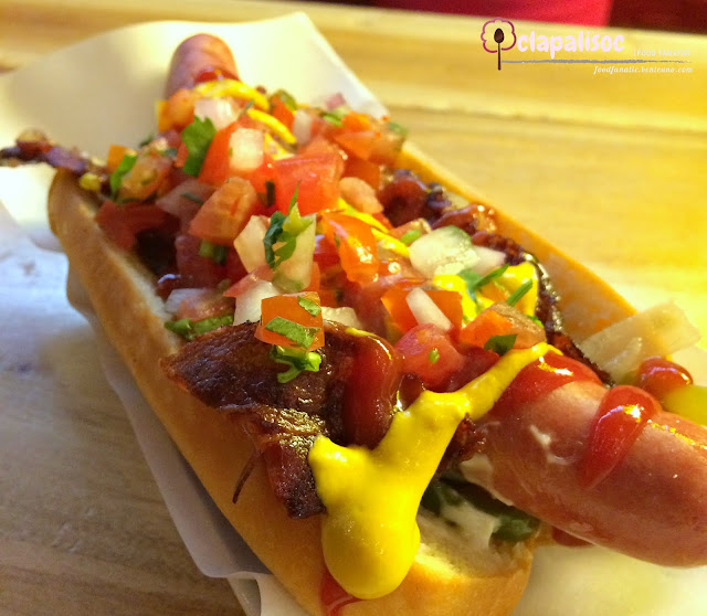 East L.A. Street Dog from Pink's Hot Dogs Manila