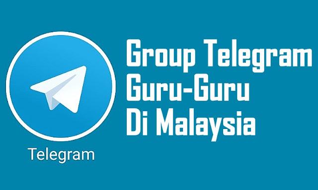 Group Telegram Messenger Guru-Guru Di Malaysia