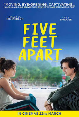 Five Feet Apart Movie Poster 3