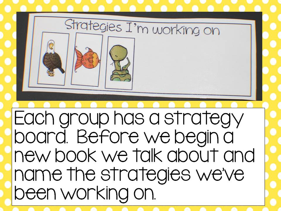 Small Group Reading Strategies 107