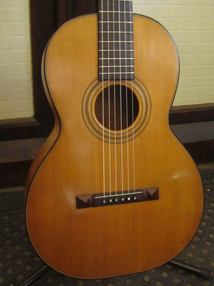 Guitar Gut String : imperial 0 size gut strung parlor guitar ~ Hamham.info Haus und Dekorationen