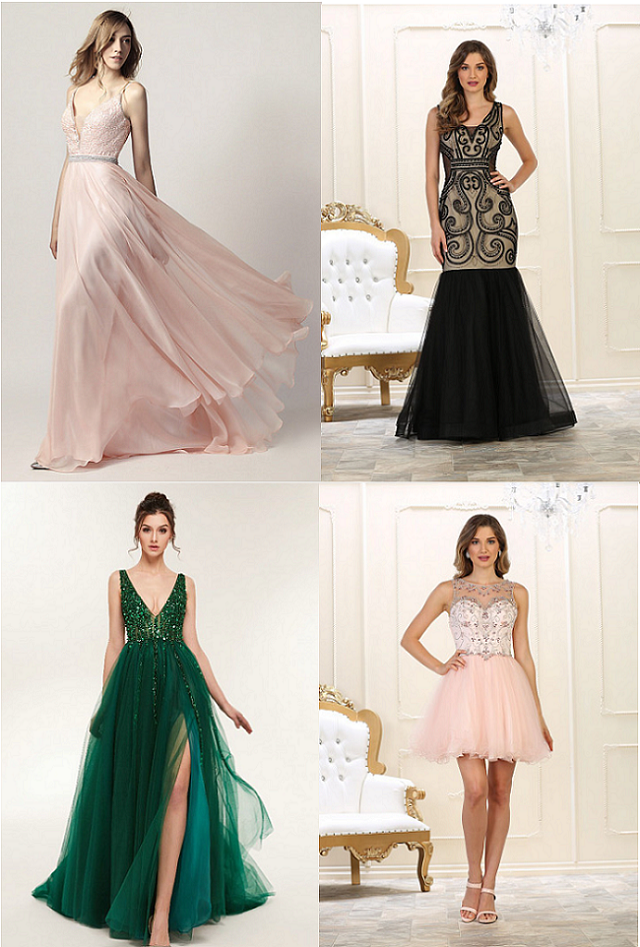formal dresses online
