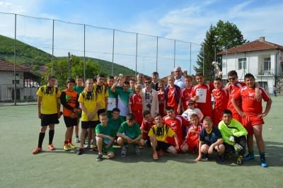 Общински турнир по футбол за деца се проведе в село Галата