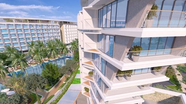 Kiến trúc Condotel Grand World Phú Quốc