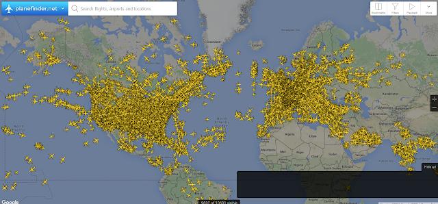 أفضل 3 مواقع لتتبع مسار رحلات الطيران | تعرف إليها الآن