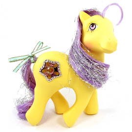 MLP Princess Starburst Year Five Princess Ponies G1 Pony