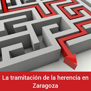 La tramitación de la herencia en Zaragoza - Abogados expertos en herencias en Zaragoza