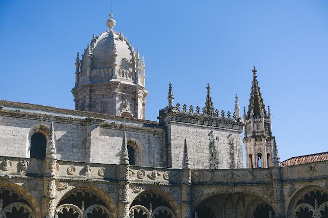 ジェローニモス修道院(Mosteiro dos Jerónimos)|回廊