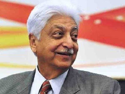 Azim Premji Earmarked Rs 52,750 Crore For Philanthropic Activities