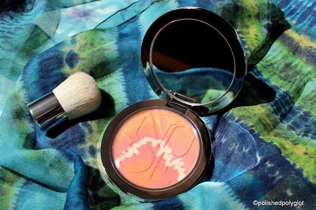 Diorskin Blush Harmony in Coral Sunset