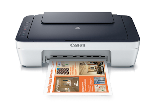 printer is a pocket-size blueprint Wireless Inkjet Photo all Canon PIXMA MG2922 Driver Download