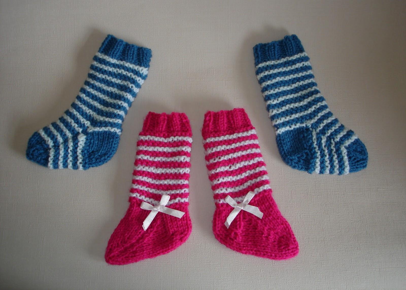 Mariannas lazy daisy days 2 needle baby socks 2 needle baby socks bankloansurffo Choice Image
