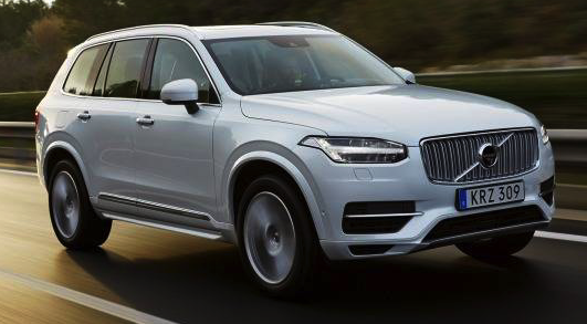 2016 Volvo XC90 T8 Review Design Release Date Price And Specs