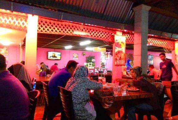 Anas Seafood Tanjung Kling