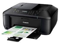 Canon PIXMA MX456 Printer Driver