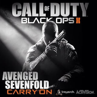 Avenged Sevenfold(七級煉獄) - Carry On