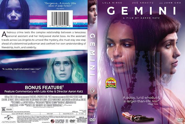 Gemini DVD Cover