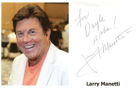 larry manetti book - 440×286