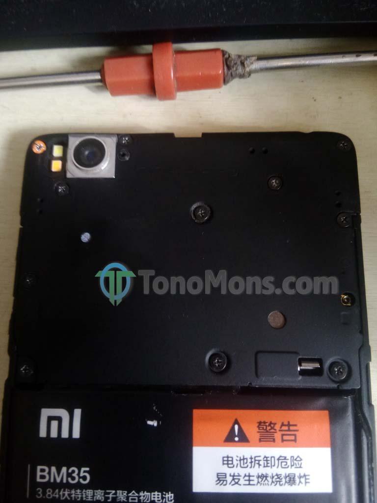 Cara Mengatasi HP Xiaomi Mati Total (hanya led merah) - TonoMons