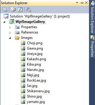 KishoR NaiK: WPF - Image Gallery in WPF