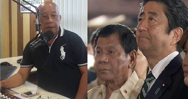 Radio host: Seeing PH treatment to Abe, more leaders want to visit