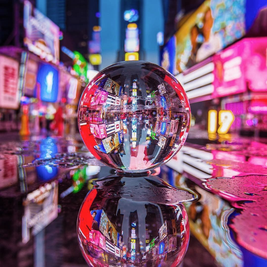 All You Need To Know About Lensball Photography Srijita Photography