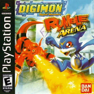 Digimon Rumble Arena (PS1) 2002