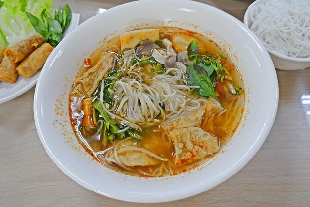 越南酸辣米線