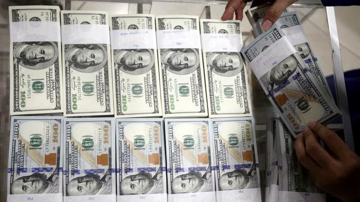 Bank Indonesia mengumumkan posisi utang luar negeri (ULN) Indonesia pada akhir Mei 2020 sebesar USD404,7 miliar atau Rp5.868 triliun (kurs Rp14.500/USD)