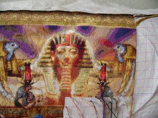 Tryptyk Egipski – po raz 13
